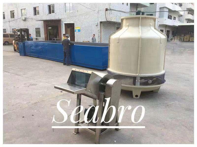 10吨盐水式制冰机