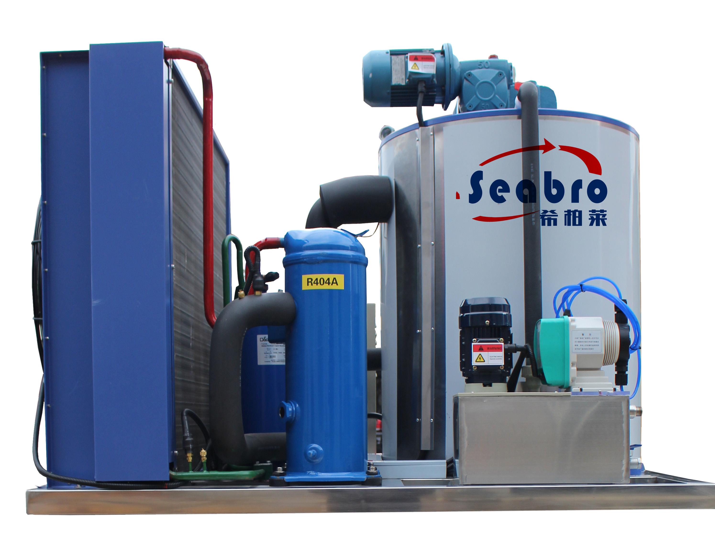 1000kg片冰机